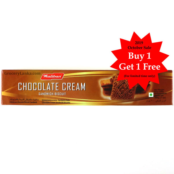 Maliban Chocolate Cream 200g - Buy 1 Get 1 Free