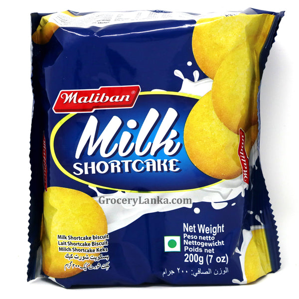 Maliban Milk Shortcake 200g
