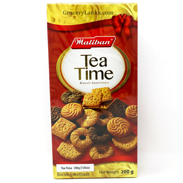 Maliban Tea Time Assortment 200g