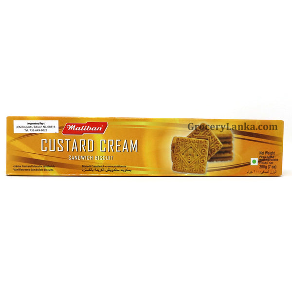 Maliban Custard Cream 200g