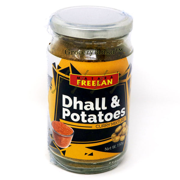 Matara Freelan Dhall & Potatoes Curry Mixture 150g