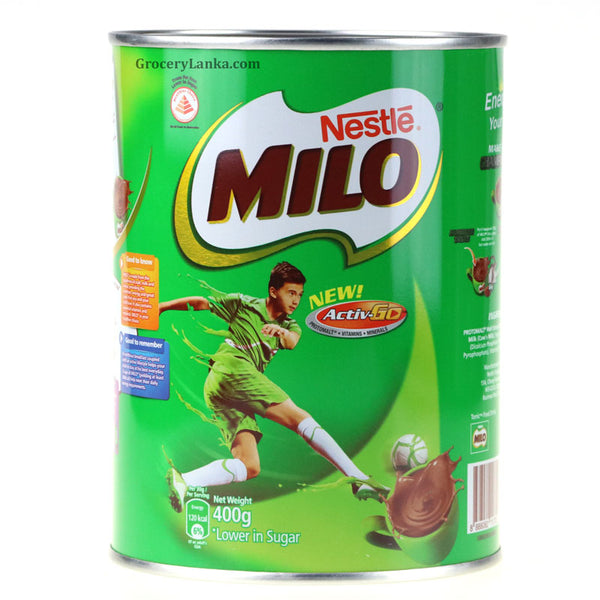 Milo Chocolate Malt Drink 400g