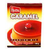 Motha Caramel Pudding Mix 100g