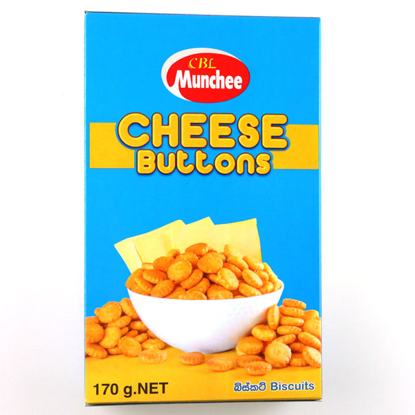 Munchee Cheese Buttons