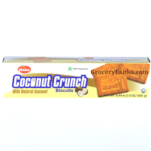 Munchee Coconut Crunch 200g