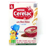 Nestle Cerelac with Red Rice 250g