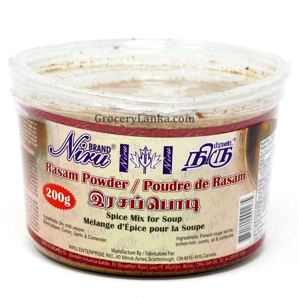 Niru Rasam Powder 200g
