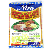 Niru Roasted White Rice Flour 1kg (2.2lb)