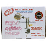 Odiris Coconut Grater (Model A8) - Stainless Steel Blades, No.1 in Sri Lanka