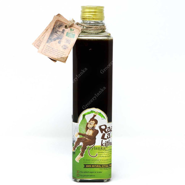 Raala Kithul Treacle 375ml - 100% Natural Kithul Treacle
