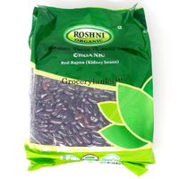 Roshni Organic Kidney Beans 3.6lbs (1.6kg) | Product of India