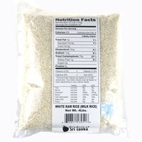 Sierra Raw Rice (Milk Rice) 4lb