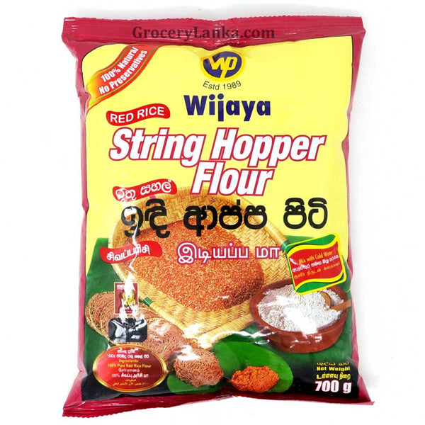Wijaya Red String Hopper Flour 700g