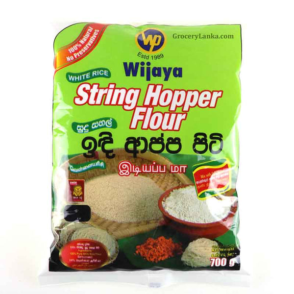 Wijaya White Rice Flour (String hopper flour) 700g