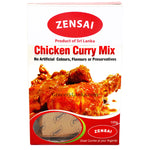 Zensai Chicken Curry Mix 100g