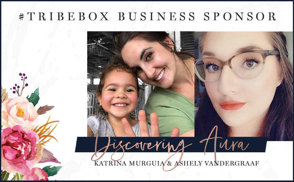 Meet our #Tribebox Sponsor: Discovering Aura