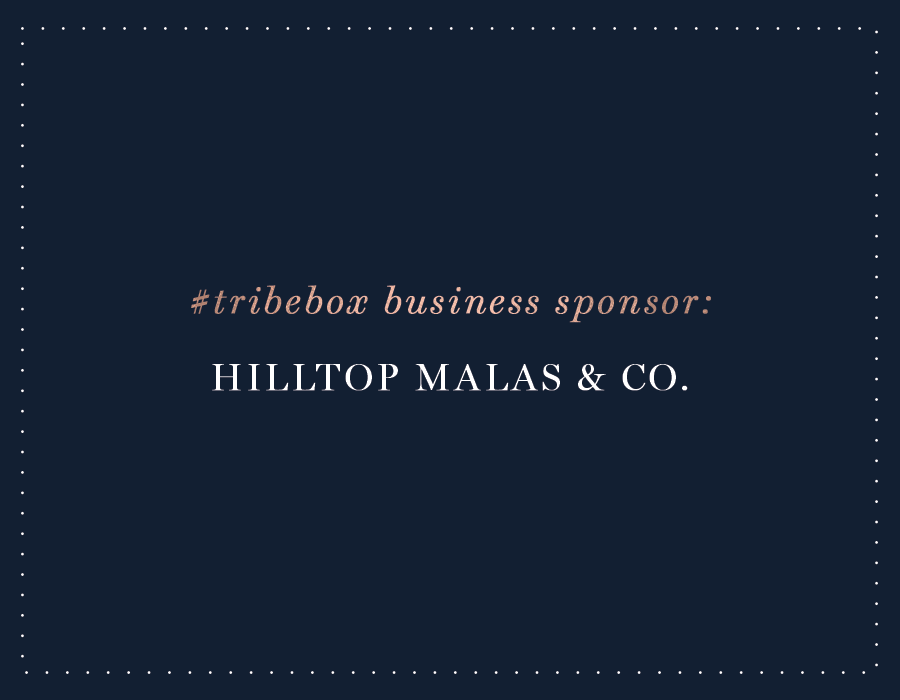 Meet our #Tribebox Sponsor: Hilltop Malas & Co.
