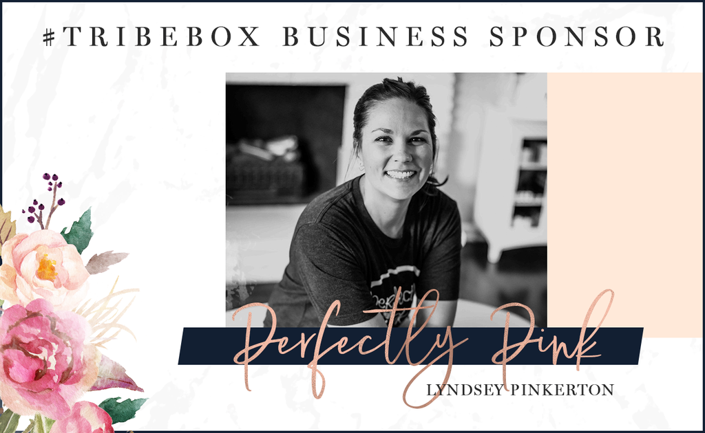Meet our #tribebox Sponsor: Perfectly Pink