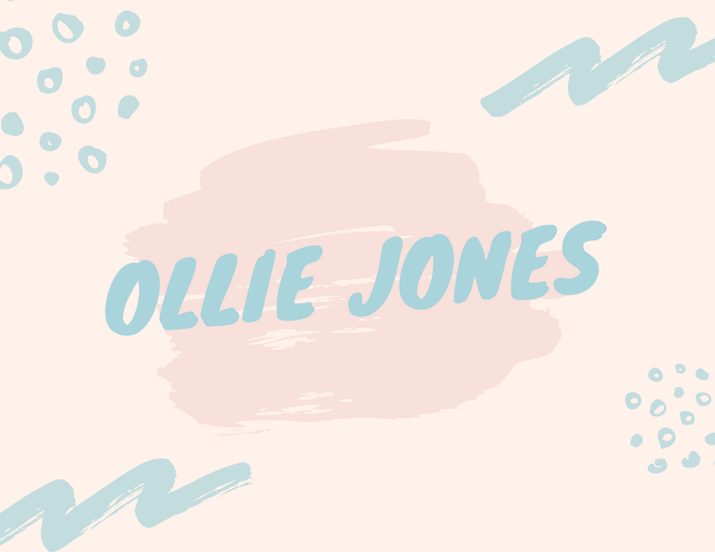 Ollie Jones