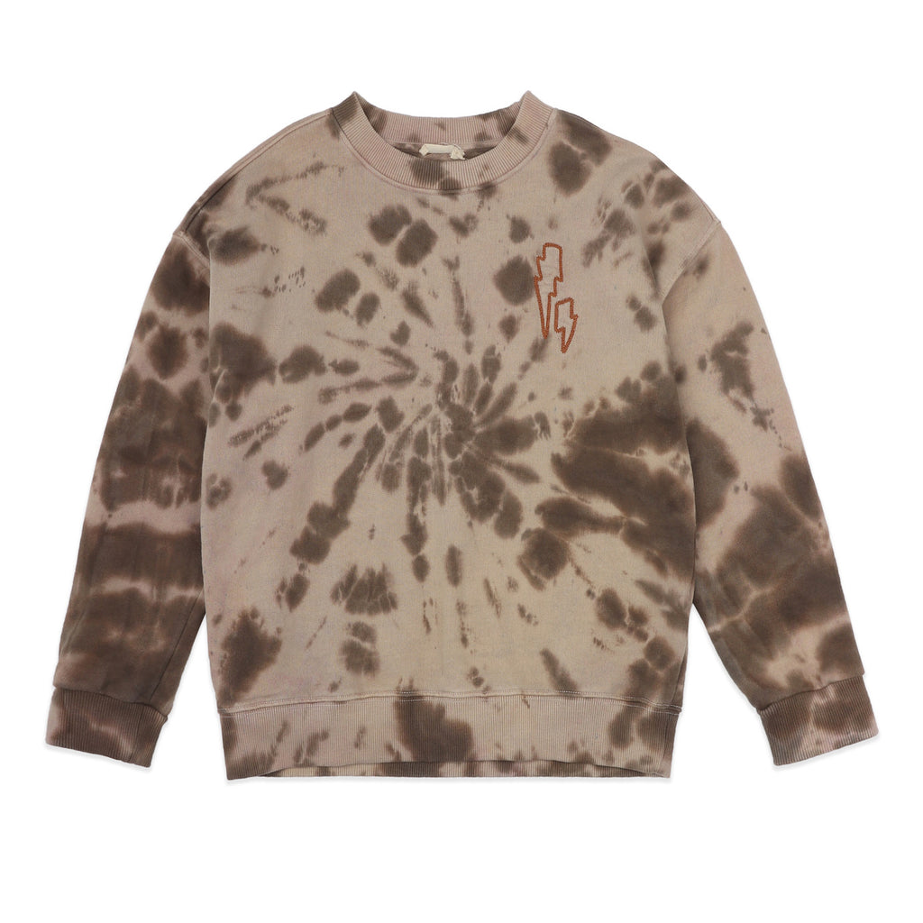 Ammehoela Organic Cotton Tie Dye Sweatshirt