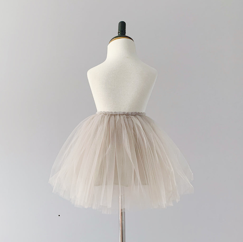 Celine Tutu Skirt Grey