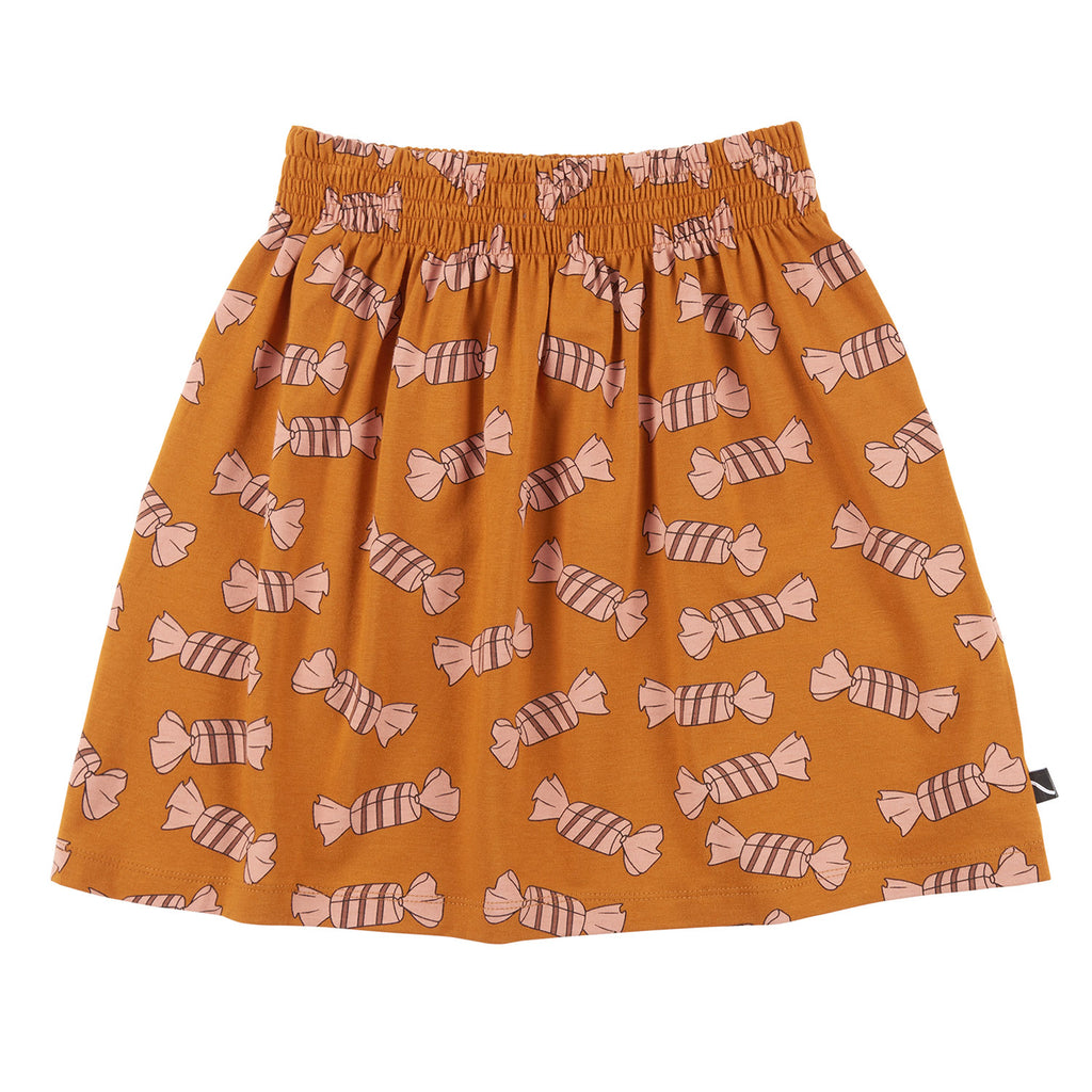 Carlijnq candy skirt. Made ethically in Turkey with 95% organic cotton, 5% elastane.