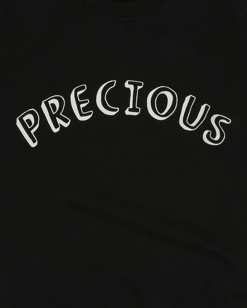 Precious Black Sweatshirt