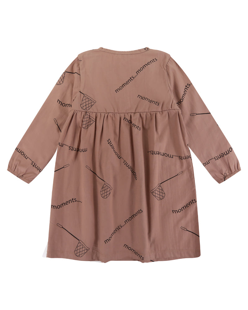 Collect Moments Long Sleeve Dress