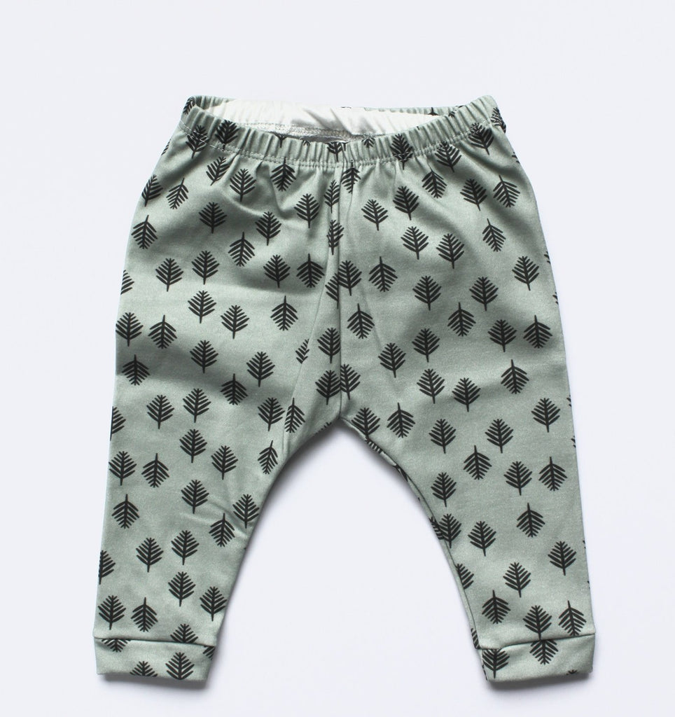 Small Fern Dusk Pants