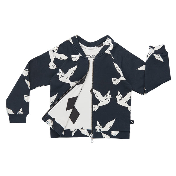 Love Birds Bomber Jacket