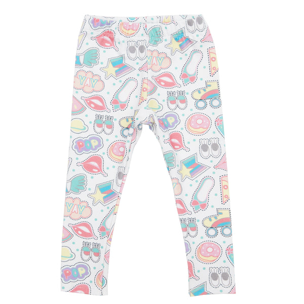 Sticker Collector Legging