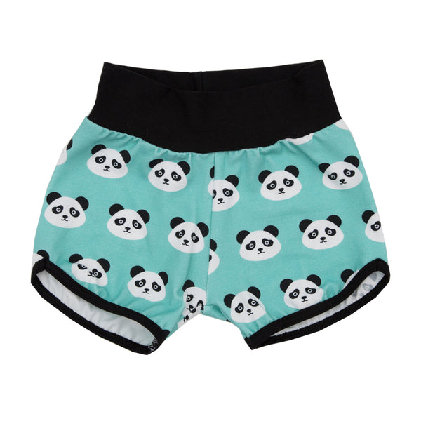 Lazy Panda Retro Short