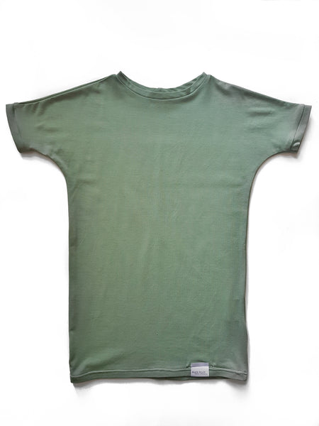 Grow with  me T-Shirt Green