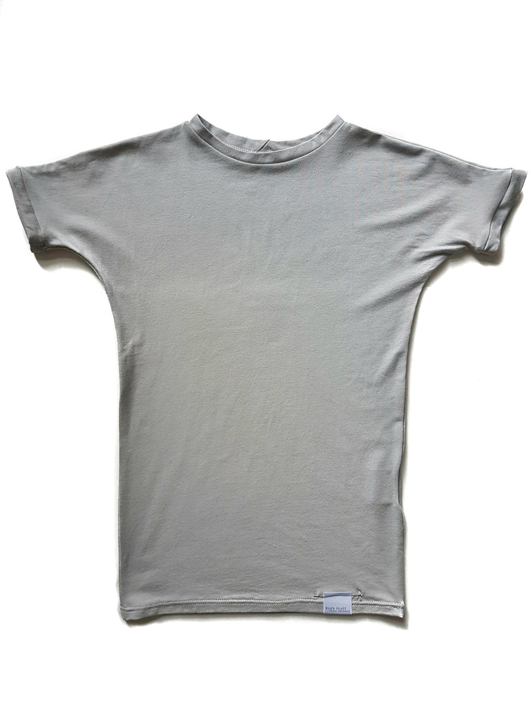 """Grow with  me"" T-Shirt Taupe"