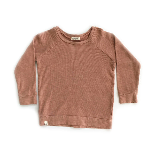 Thermal Top in Mauve