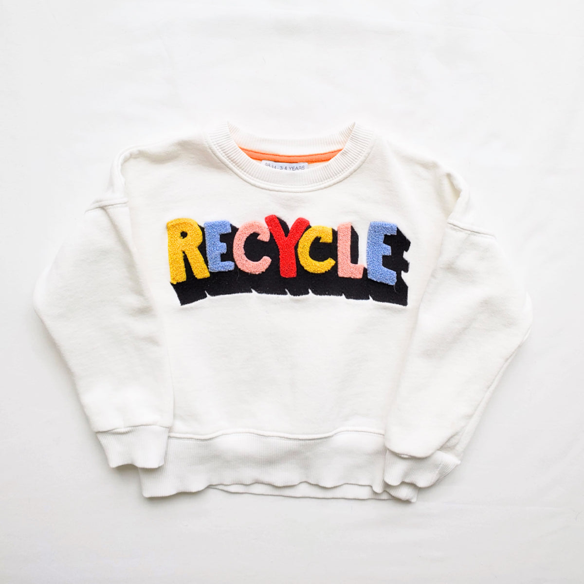 Recycle Sweatshirt