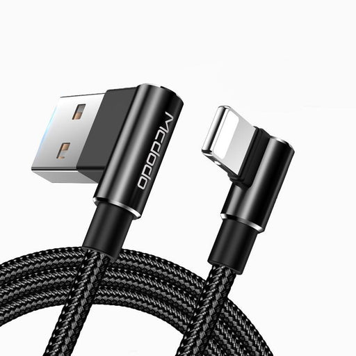Nextgen Mcdodo Lightning Bolt Smart Braided Charging Cable