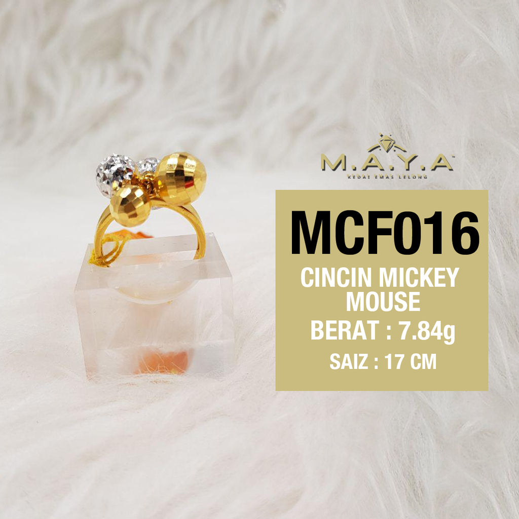MCF016 CINCIN MICKEY MOUSE