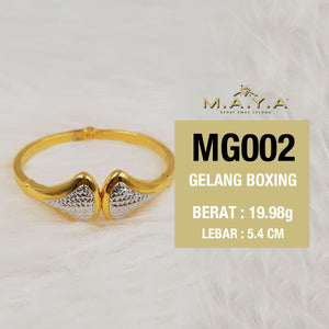 MG002 GELANG BOXING