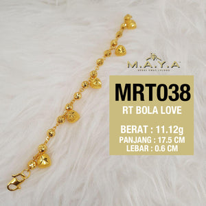 MRT038 RT BOLA LOVE