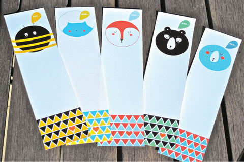Satin / Matte Bookmarks