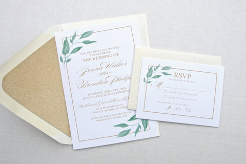 RSVP / Save The Date Cards
