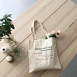 Using Canvas Tote Bags On Wedding Plan