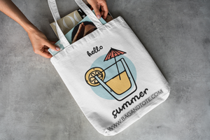 Use Canvas Tote Bags on Marketing