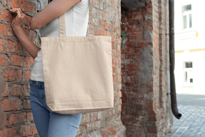 Using Canvas Bags On Trade Show