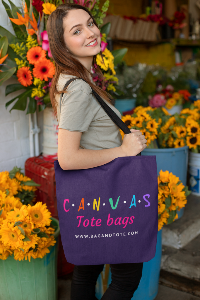 Cool Promotional Canvas Tote Bags