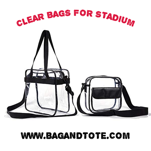 Clear Bags For Stadium