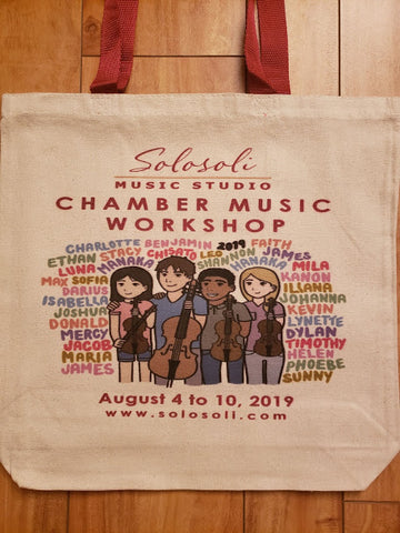 Family Reunion Tote Bags