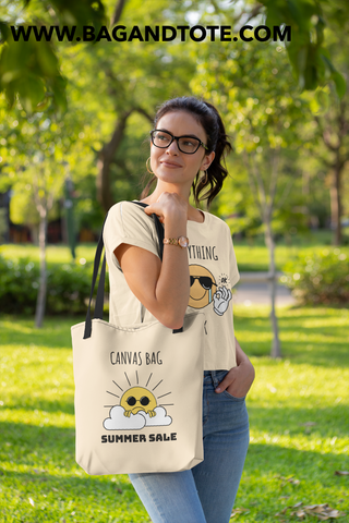 heavy duty tote bags for work