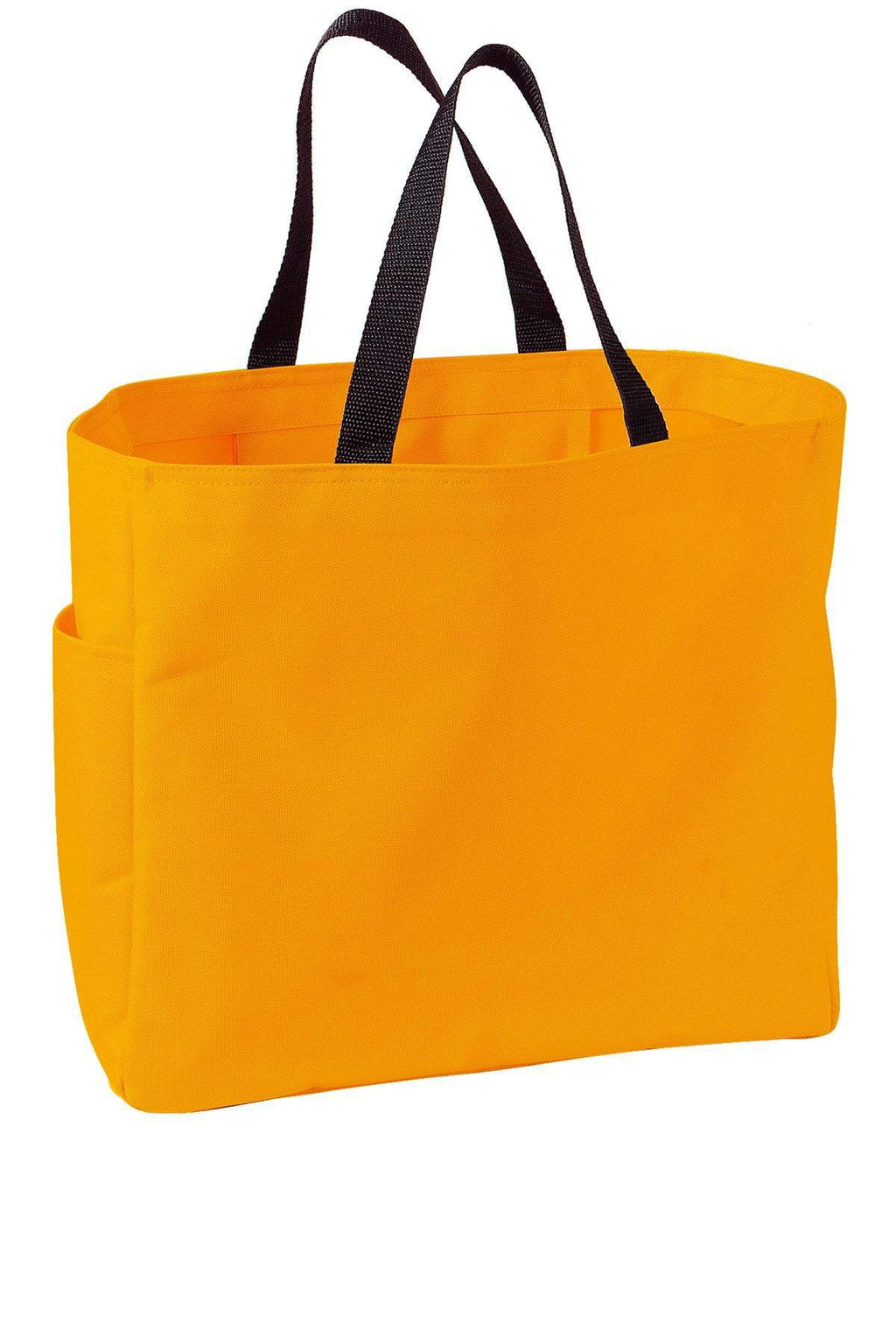 bag Canvas GOLD Essential Polyester Canvas Tote Bag